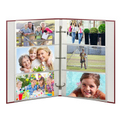 Refill Pages for STC-46, STC-46D, STC-204 and STC-504 Photo Albums 30 Pockets Hold 4x6 Photos