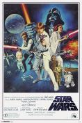 Trends International 24x 36 Star Wars-V One Sheet Premium Wall Poster, 60cm x 90cm