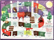 Trader Joe's 2017 Advent Calendar - 24 Chocolates ADVENTure Board Game