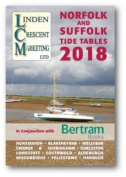 Norfolk and Suffolk Tide Tables 2018