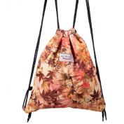 Lady Donovan - Drawstring Bag sports bag Jute bag Jute Hipster