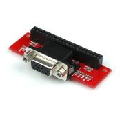 GAOHOU Universal VGA 666 Adapter Board Module For Raspberry Pi 3 Model B Pi 2/ B+/A+