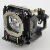 Sekond POA-LMP94 / 610 323 5998 Replacment Lamp With Housing For Sanyo PLV-Z4, PLV-Z5, PLV-Z60, PLV-Z5BK Projectors