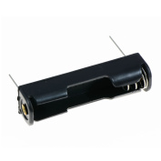 TOOGOO(R) AAA/9V/PP3 Battery Holder/Connector Enclosed or Open with Switch, Battery Holder AAA x 1 Holder PCB Amount:5