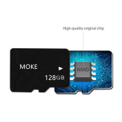 MOKE 4GB/ 8GB/16GB/32GB/64GB/128GB/256GB Micro Sd Tf Microsd Tf Memory Card With Sd Adapter