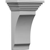 Ekena Millwork Adonis 23cm H x 14cm W x 11cm D Corbel