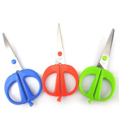 3 pc Easy Grip MULTI PURPOSE SCISSORS -Craft, Cross Stitch, Embroidery Scissors