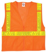 ML Kishigo 1076 Reflexite All Mesh Vest