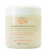 Natio Spa With Organics One Minute Miracle Body Polish 400g