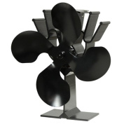 Ashley Hearth Miracle Heat 4 Blade Thermoelectric Fan