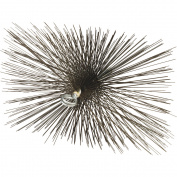 Meeco's Red Devil Wire Chimney Brush