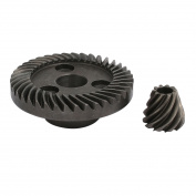 Spiral Bevel Helical Gear Pinion Set for Bosch GWS7-100 Angle Grinder