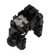Unique Bargains 7.6mmx6.8mm Carbon Brush Holder Support for Hitachi 100 Angle Grinder