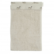 Sophie Allport Cotton Roller Hand Towel - Hare Design
