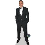 George Clooney (Suit) Mini Cutout