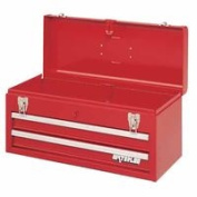 50cm 3-DRAWER PORTABLE CHEST - BLACK, Sold As 1 Each