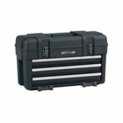 3 Drawer Plastic Portable Chest, Sold As 1 Each