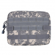 Reefa MOLLE Admin Multifunction Pouch EDC Tools Bag for Hunting Fishing Camping