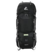 FREE KNIGHT Lightweight Backpack Waterproof 60L Hiking Backpack Ultralight Waterproof Rucksack Large Capacity for Outdoor Mountaineering/Camping/Trekking/Travel/Climbing
