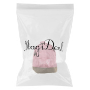 MagiDeal 1:6 Scale Pink Backpack Shoulder Bag Dolls House Miniature Accessory