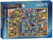"Ravensburger Colin Thompson - Awesome Alphabet ""B"", 1000pc Jigsaw Puzzle"
