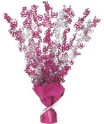 Perfectly Pink Party - Aged 90/90th Birthday Weighted Centrepiece by Perfectly Pink