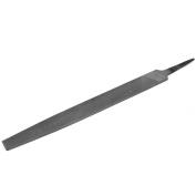 Unique Bargains 10 25cm Long Carbon Steel Double Sided Second Cut Flat Files for Wood