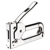 TackerAll Junior Staple Gun, Chrome, Sold as 1 Each