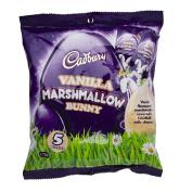 Cadbury Vanilla Marshmallow Bunny Multipack 175g