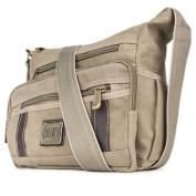 General All Purpose Principe Canvas Messenger Bag fits 33cm , 34cm , 36cm Bags