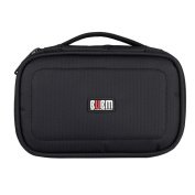 BUBM Portable Universal Travel Gadget Electronic Accessories Storage Bag Cable Organiser Carrying Case