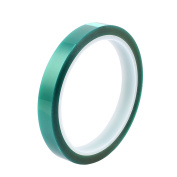 10mm Width 33M Length Green PET High Temperature Heat Resistant PCB Solder Tape