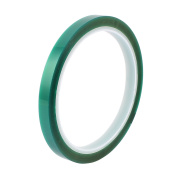 8mm Width 33M Length Green PET High Temperature Heat Resistant PCB Solder Tape