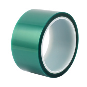 50mm Width 33 Metres Long Green PET High Temp Heat Resistant PCB Solder Tape