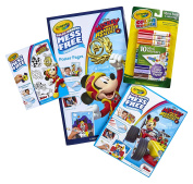 Crayola Colour Wonder Mess Free Colouring, Mickey Mouse Gift, Ages 3, 4, 5, 6, 7