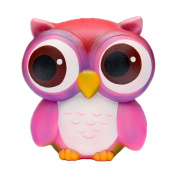 TEEGOMO Big Eye Owl Slow Rising Scented Jumbo Squishy Stress Relief Squeeze Decorations Toy Gift Fun