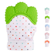 Teething Mitten for Infants, Baby Boys & Girls :