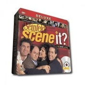 Toy / Game Deluxe Seinfeld Scene It. The Dvd Game With Four Collectible Metal Tokens, 175 Trivia Cards & More