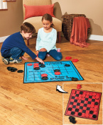 The Lakeside Collection 3-in-1 Giant Reversible Game Mat