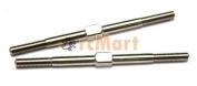3Racing 64 Titanium 3X48mm Turnbuckle 1:10 RC Touring Car #3RAC-TR348 /item# R6SG5EB-48Q7672