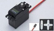 Solar Servo D771 Digital High Voltage .08sec@7.4v 64g Metal Gear High Speed Servo