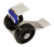 Integy RC Model Hop-ups C27190BLUE Metal Machined Wheelie Bar Kit for Traxxas X-Maxx 4X4