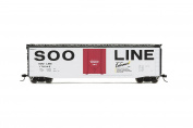 Rivarossi #178345 SOO Line Box Car with Plug Door