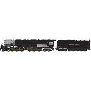 N 4-6-6-4 w/DCC & Sound Coal Tender, UP #3999