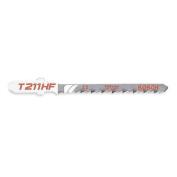 BOSCH T211HF Jigsaw Blade, Bimetal, 7.6cm . LPK 5