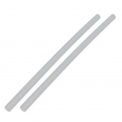2Pcs 270x11mm Hot Melt Glue Super Adhesive Stick for Craft Heating Glue Gun