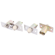 4pcs Home Office Type Cylinder Shape Door Locks with keys Bolt