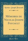 Memoires de Nicolas-Joseph Foucault  [FRE]