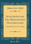 Schatzkastlein Des Rheinischen Hausfreundes