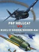 F6F Hellcat vs N1K1/2 Shiden/Shiden-Kai